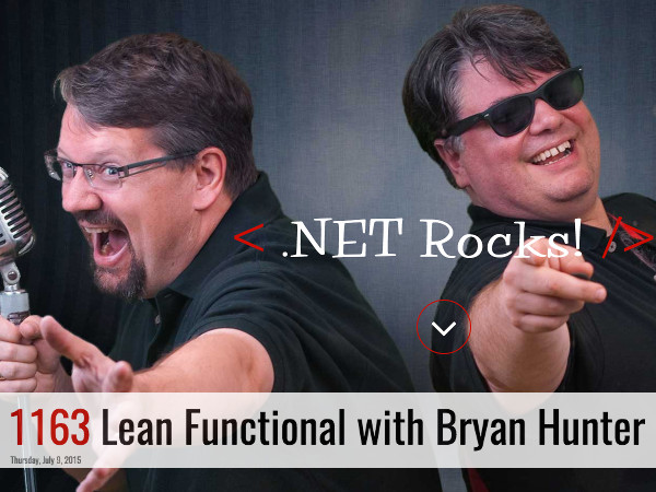 DotNetRocks! Lean Functional